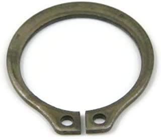 .375 E-Style Retaining Rings//Stainless Steel Made in USA Quantity: 100 pcs