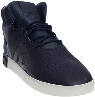 adidas Originals Womens BB8392 Tubular Invader Strap Blue Size: 10.5