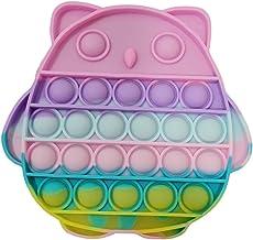 Pop It Fidget Toys Brinquedo Anti-stress Coruja