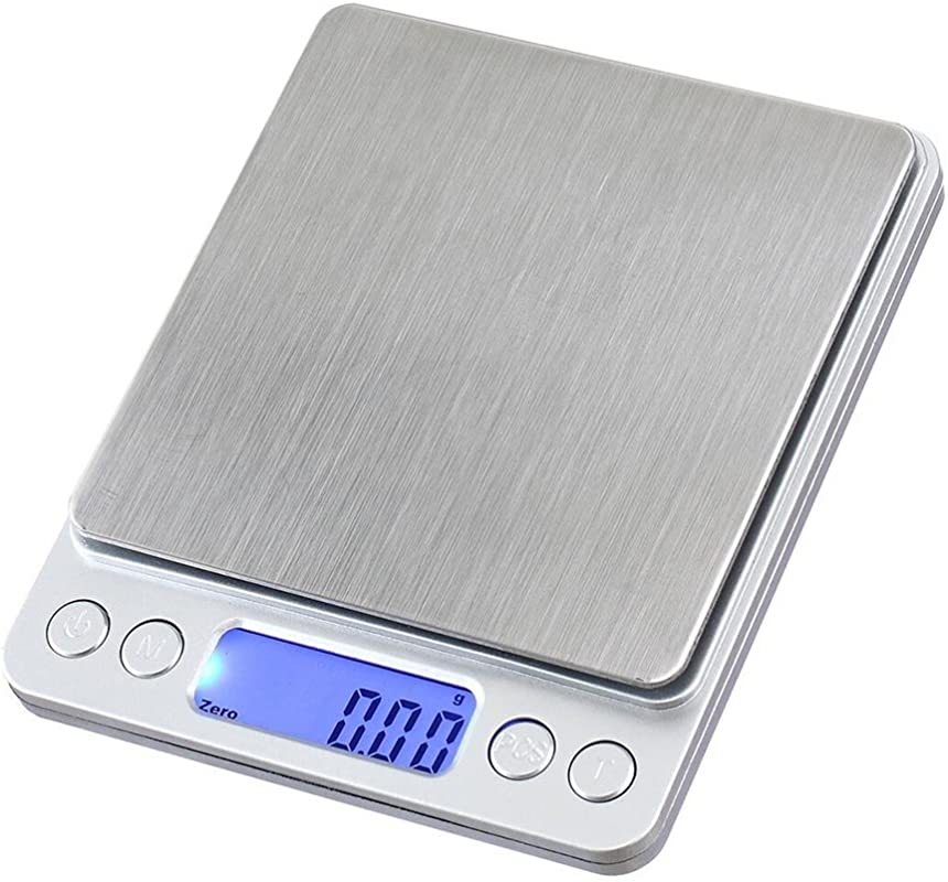 GOWOS Kitchen Scale With Digital LCD Display