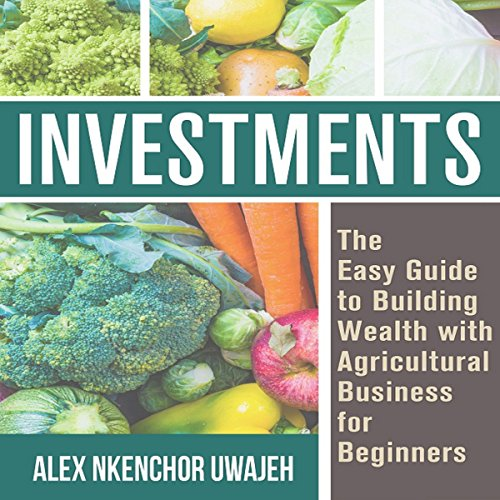 Investments audiobook cover art