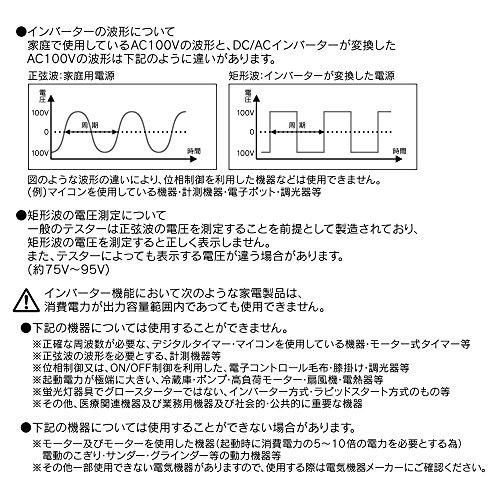 大自工業『メルテックインバーター(IP-150)』