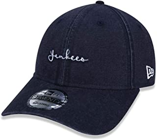 8689be313d BONE 920 NEW YORK YANKEES MLB ABA CURVA STRAPBACK MARINHO NEW ERA