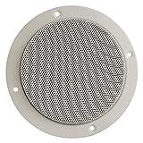 "Jensen 1102094W White 5"" Dual Cone Entry Level Speaker"
