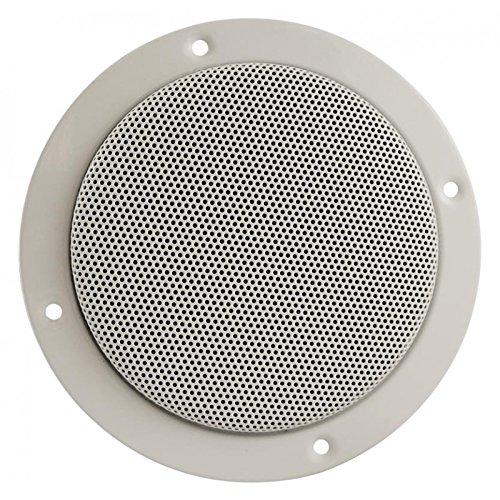 Jensen 1102094W White 5  Dual Cone Entry Level Speaker