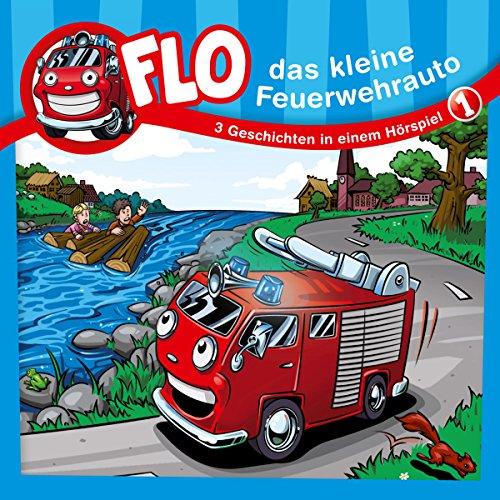 Flo, das kleine Feuerwehrauto Titelbild