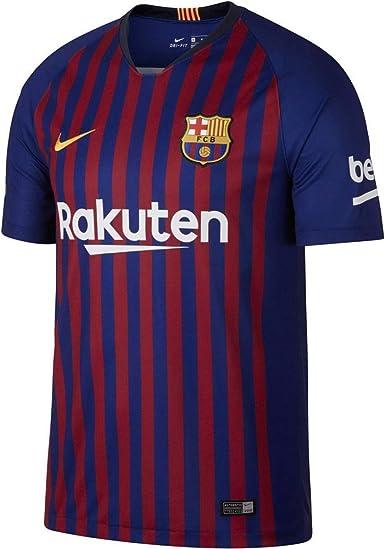 NIKE Fútbol Club Barcelona Camiseta Hombre