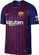 Nike Men's Soccer Barcelona Home Jersey