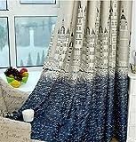 Cameretta tende e tende oscuranti prodotto finito galleggiante finestra Lnsulation Keep Wa...