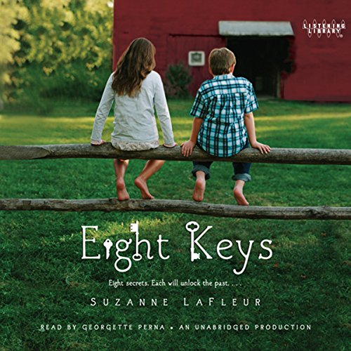 Eight Keys audiobook cover art