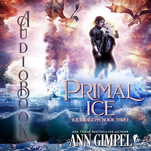 Primal Ice audiobook cover art