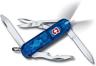 Schlüsselanhänger Messer//Säge//Flaschenöffner Blau #151