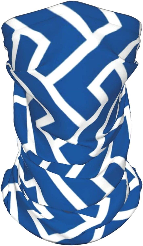 RETR Background Neck Gaiter Multipurpose Headwear Ice Silk Mask Scarf Summer Cool Breathable Outdoor Sport 2 Pcs