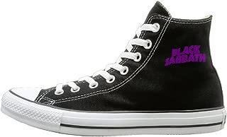 Unisex Black Sabbath Classic Design Sport Shoes