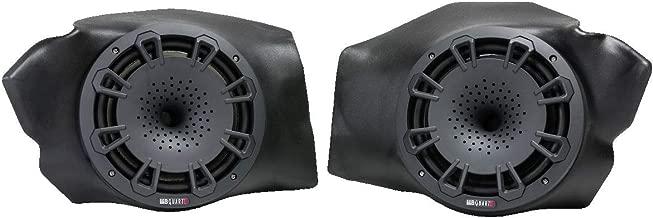 MB Quart - Pod Package - Compression Horn Speaker System - 8 Inch 2 Way Speakers, 90 - Watt Power, 180 - Watt Peak
