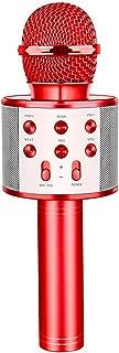 superwinky Wireless Bluetooth Karaoke Microphone - Best Gifts