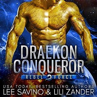 Page de couverture de Draekon Conqueror