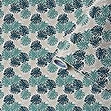 Venilia Adhesiva Motivo Tropical, Decorativa, Muebles, Papel Pintado, lámina autoadhesiva, sin ftalatos, 45 cm x 2 m, Espesor: 0,16 mm, 54782, 12