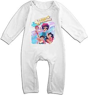 Steven Universe Romper,6-24 Month Toddler Onesie,infant Bodysuit Long Sleeve