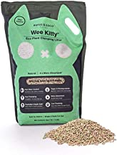 Rufus & Coco Wee Kitty Eco Plant Clumping Litter, 8 lb Medium
