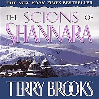 The Scions of Shannara cover art