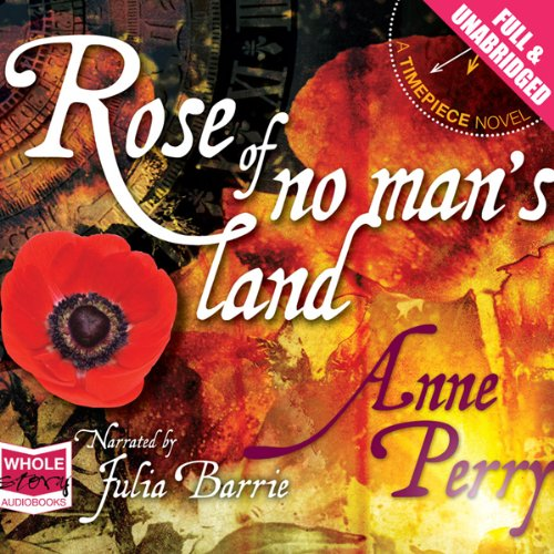 Rose of No Man's Land audiobook cover art