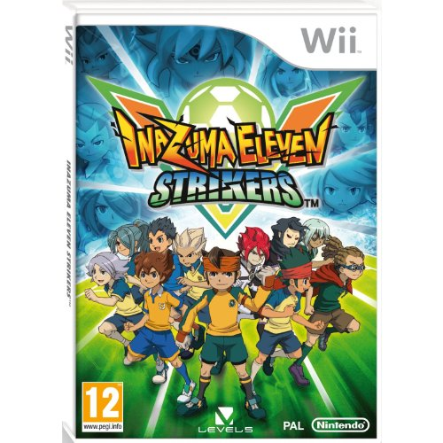 Inazuma Eleven Strikers [Edizione: Regno Unito]