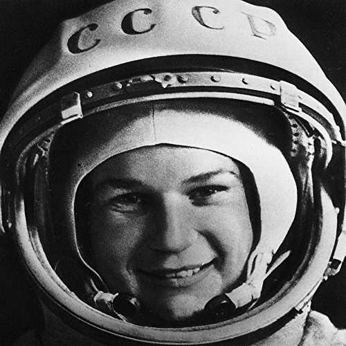 Valentina Tereshkova N(1937-) Soviet Cosmonaut And First Woman To Visit Outer Space Photograph 1960S Poster Print by (24 x 36)