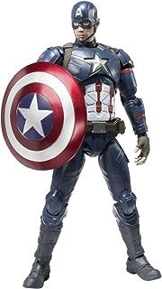 S.H. Figuarts - Civil War - Captain America
