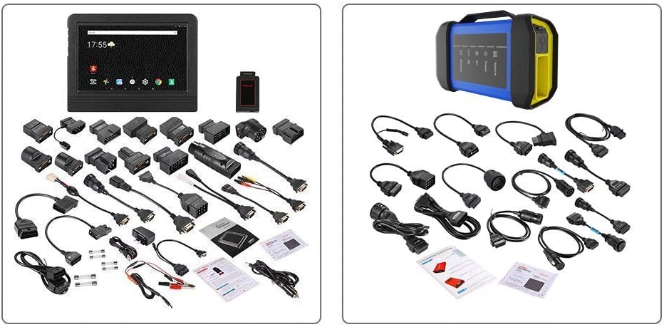 LAUNCH X431 V+ Diagnostic OBD2 Dealing full price reduction Android + Heavy HD Tablet Du Sale price