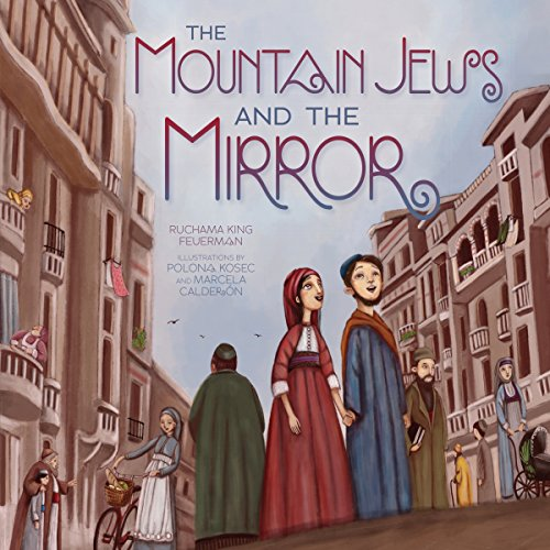 The Mountain Jews and the Mirror copertina