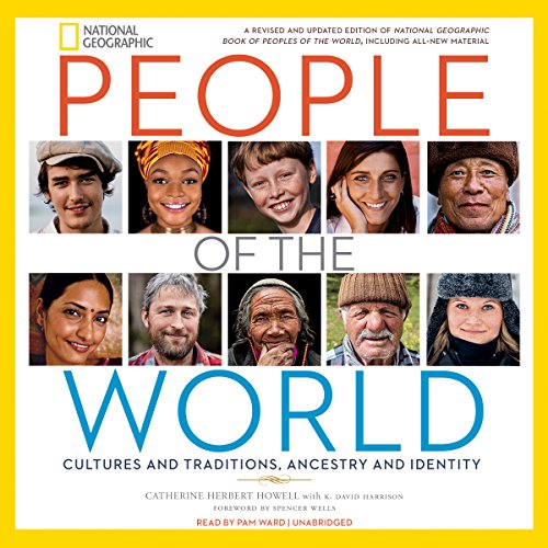 People of the World audiobook cover art