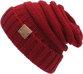 Winter Brand Female Ball Cap Lady Warm Winter Hat for Women Knitted Cap Hat Thick Women's Skullies Beanies