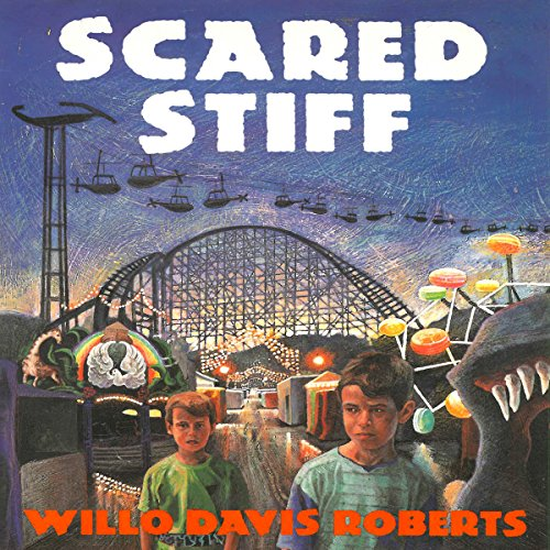 Scared Stiff cover art