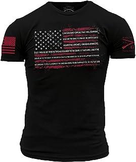 Grunt Style The Oath - Men's T-Shirt Black
