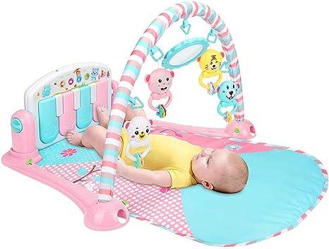 Playmat bebé 0-1 Años bebé Gimnasio Estera del Juego con la ...