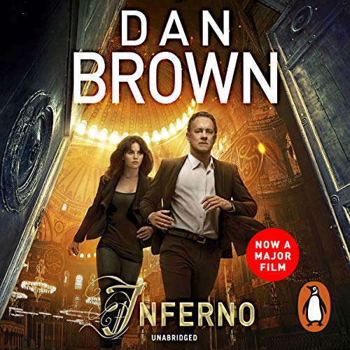 Inferno audiobook cover art