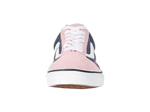 Vans Pink Old Indigo Vintage Skool Sk Chalk 8108zO