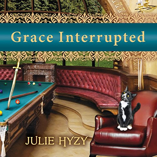 Grace Interrupted     Manor House Mystery, Book 2              By:                                                                                                                                 Julie Hyzy                               Narrated by:                                                                                                                                 Emily Durante                      Length: 7 hrs and 55 mins     59 ratings     Overall 4.5