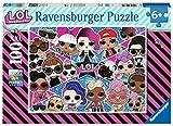 Ravensburger LOL Surprise Puzzle per Bambini, Multicolore, 100 Pezzi XXL, 12882