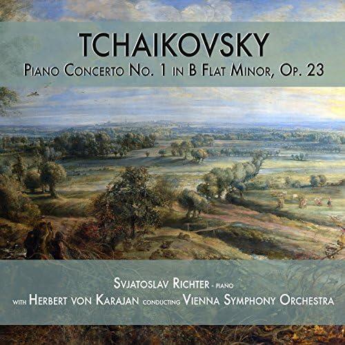 Vienna Symphony Orchestra, Herbert von Karajan & Svjatoslav Richter