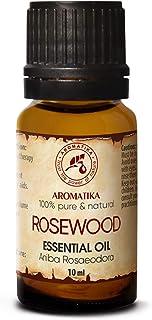 Aceite Esencial de Palo de Rosa 10ml - Aniba Rosaeodora - 100% Puro & Natural - Beneficios para el Cuidado Personal - Difu...