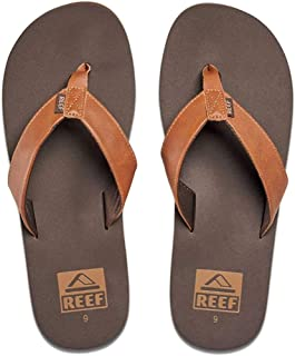 Men's Sandal Twinpin | Comfortable Men's Flip Flop With Vegan Leather Upper