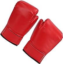 Trainingsbokshandschoenen, comfortabele bokshandschoenen voor vrije gevechten Verfrissend unisex voor Sanda voor fitness v...