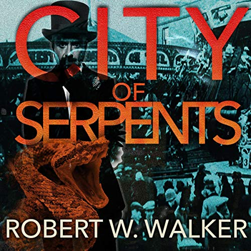 City of Serpents cover art