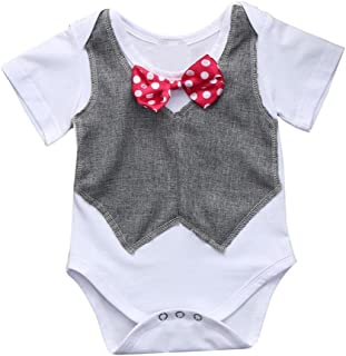 Q98BABY Infant Baby Girls Long Sleeve Baby Clothes Gym Eat Sleep Repeat Print Jumpsuit