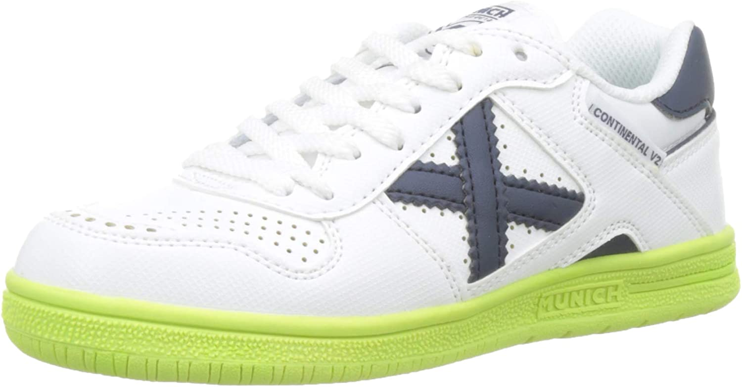 Munich Unisex Continental Kid V2 896 Fitness shoes