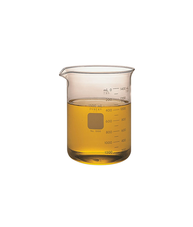 Corning Pyrex Borosilicate cheap Glass Low Beaker lowest price Gradua Griffin Form