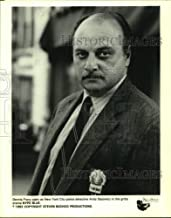 1993 Press Photo Actor Dennis Franz as Andy Sipowicz on NYPD Blue - sap05090