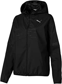 PUMA Women's Ignite Hooded Wind Jacket